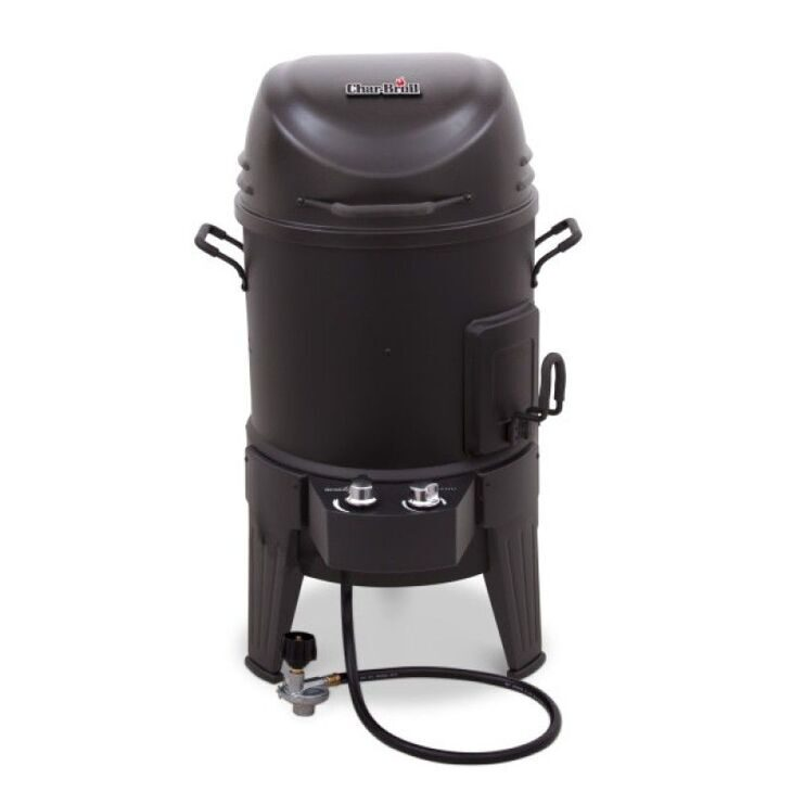 Газовый гриль Char-Broil SMOKER, ROASTER