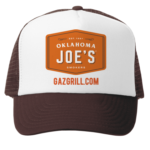 Американская бейсболка-trucker Oklahoma Joe's
