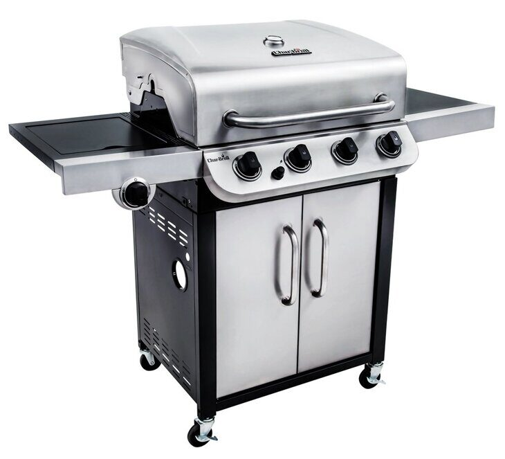 Газовый гриль Char-Broil Performance 4SB